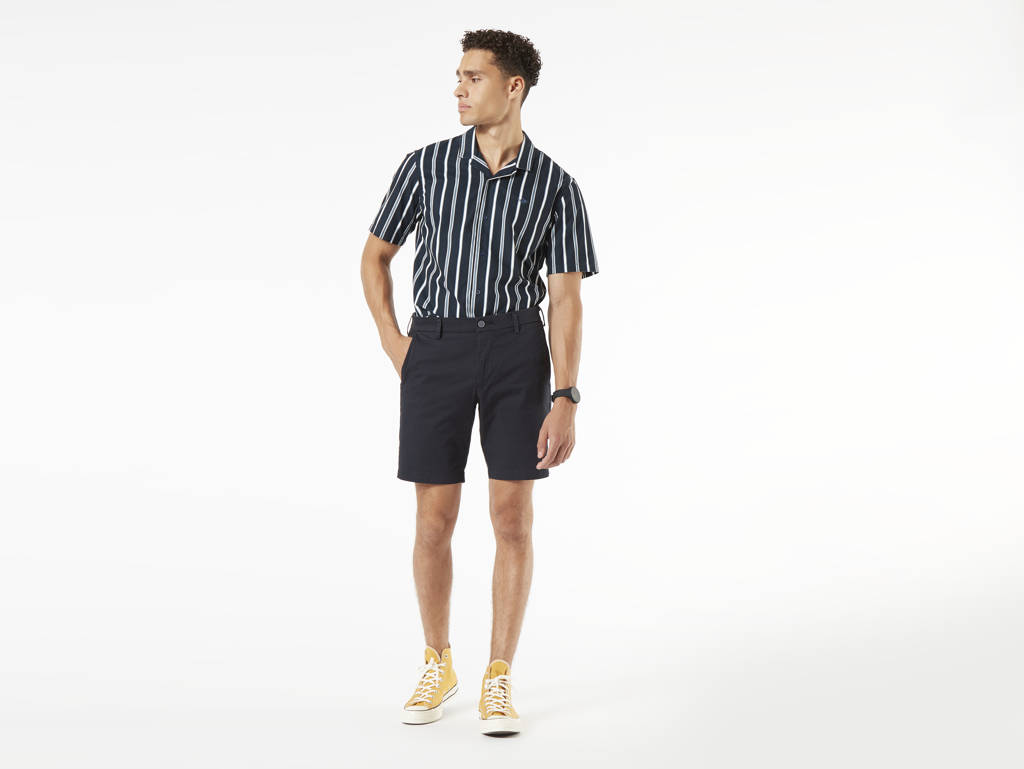 Dockers regular fit bermuda Modern marine, Marine