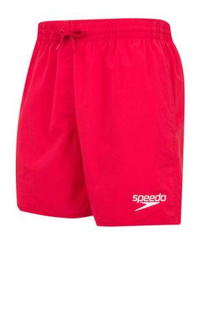 zwemshort Essentials rood