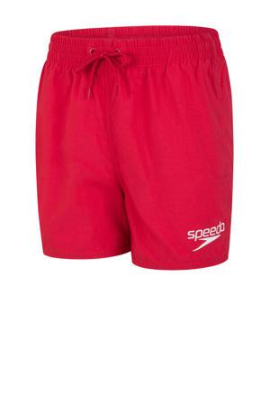 zwemshort Essential rood