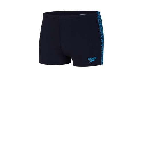 Speedo Endurance+ zwemboxer Boomstar zwart