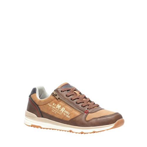 Scapino Blue Box sneakers bruin