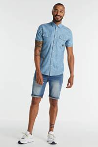Garcia regular fit jeans short Russo light used, Light used