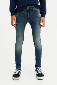 WE Fashion Blue Ridge super skinny jeans stonewashed, Stonewashed