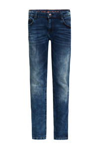 WE Fashion Blue Ridge regular fit jeans Lucas Reggy stonewashed, Stonewashed
