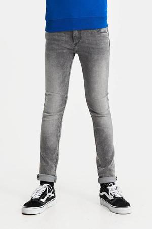 skinny fit jeans grey denim