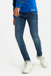 WE Fashion Blue Ridge skinny jeans stonewashed, Stonewashed