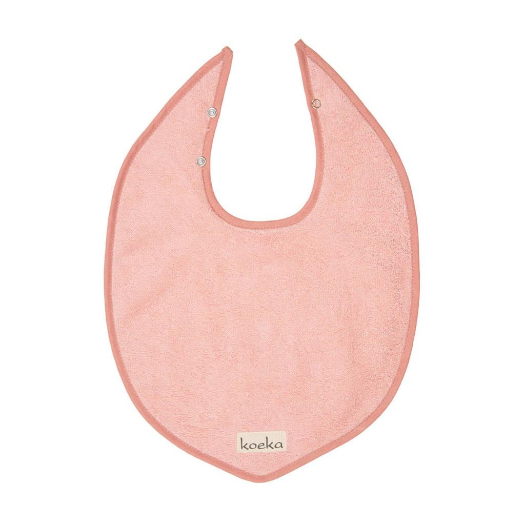 Koeka Dijon Organic slab shadow pink, Sshadow pink