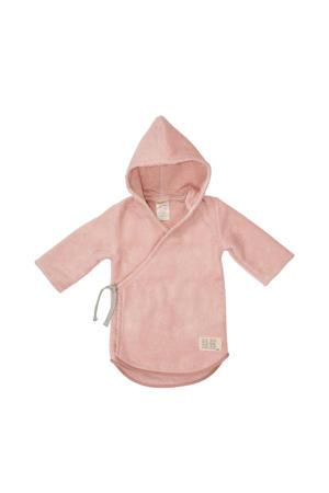 baby badjas Dijon roze
