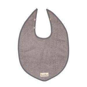 Dijon Organic slab steel grey