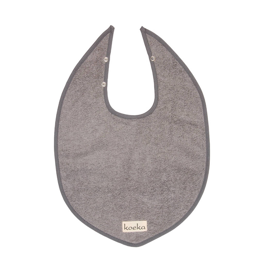 Koeka slab Drop Dijon grijs, Steel grey