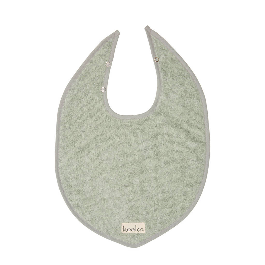 Koeka Dijon Organic slab leaf, Leaf