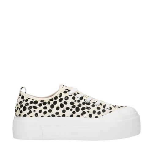 Sacha plateau sneakers cheetahprint