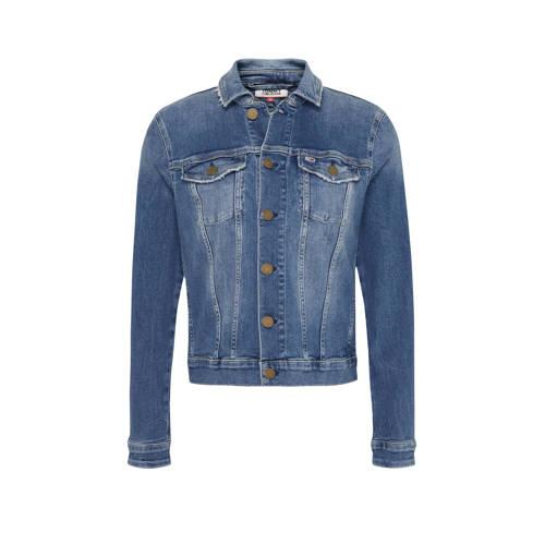 Tommy Jeans spijkerjasje blauw