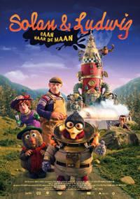 Solan & Ludwig - Gaan naar de maan  (DVD)