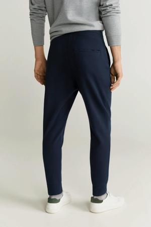 regular fit joggingbroek marineblauw