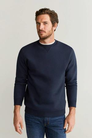 sweater marineblauw