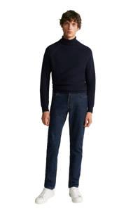 Mango Man sweater marineblauw, Marineblauw