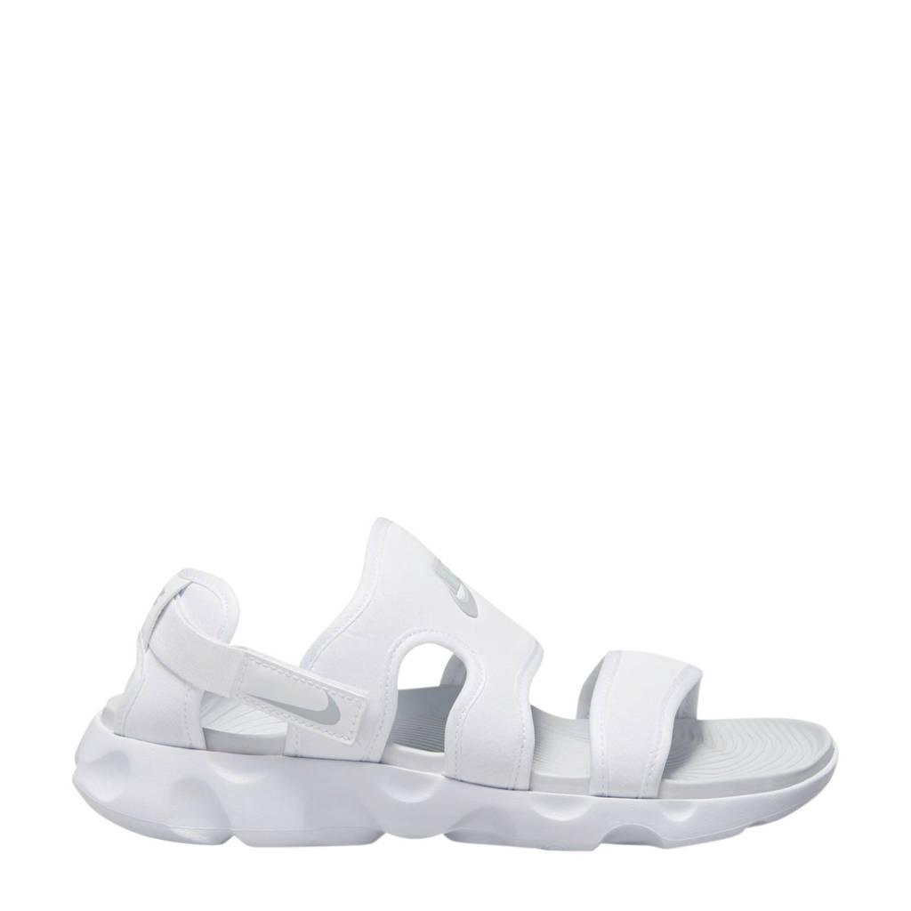 Nike Owaysis  sandalen wit, Wit