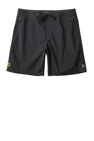 X National Geographic short zwart