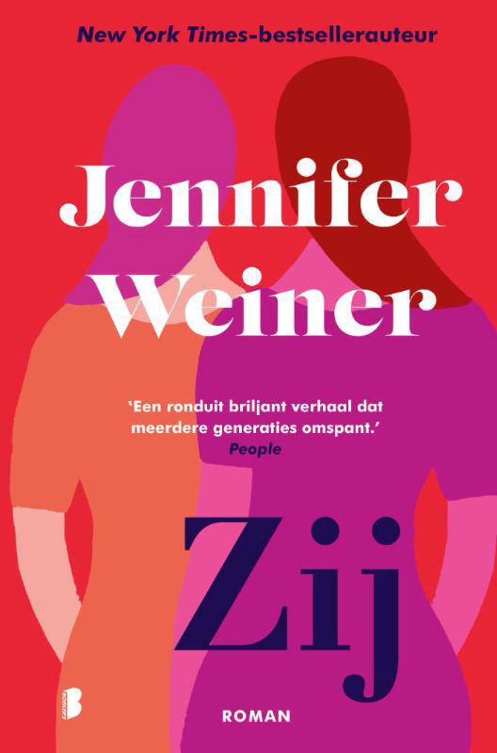 Zij - Jennifer Weiner