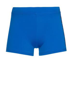 zwemboxer Karsten blauw