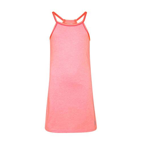 Protest jersey jurk Sylvia JR met contrastbies roz
