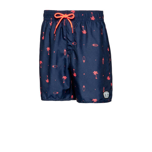 Protest zwemshort Rocco JR met all over print donk