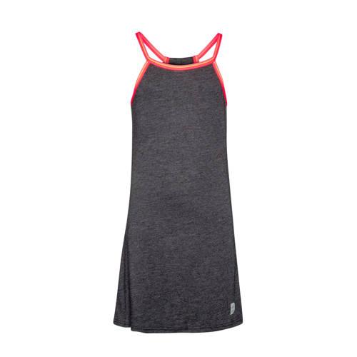 Protest jersey jurk Sylvia JR met contrastbies zwa