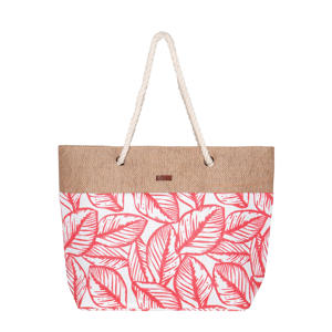 shopper PINEAPPLE rood