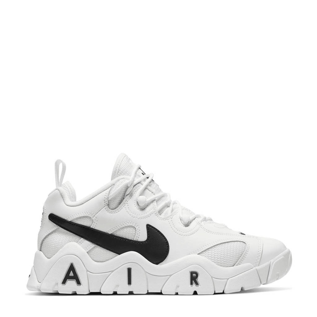 Nike Air Barrage Low  sneaker wit/zwart, Wit/zwart