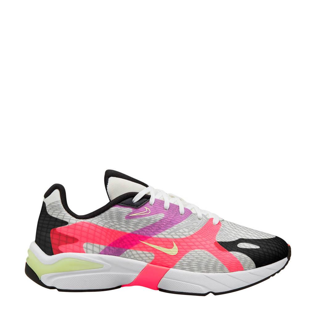 Nike Ghoswift  sneakers grijs/roze/zwart, Grijs/roze/zwart