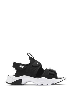 Canyon  outdoor sandalen zwart/wit