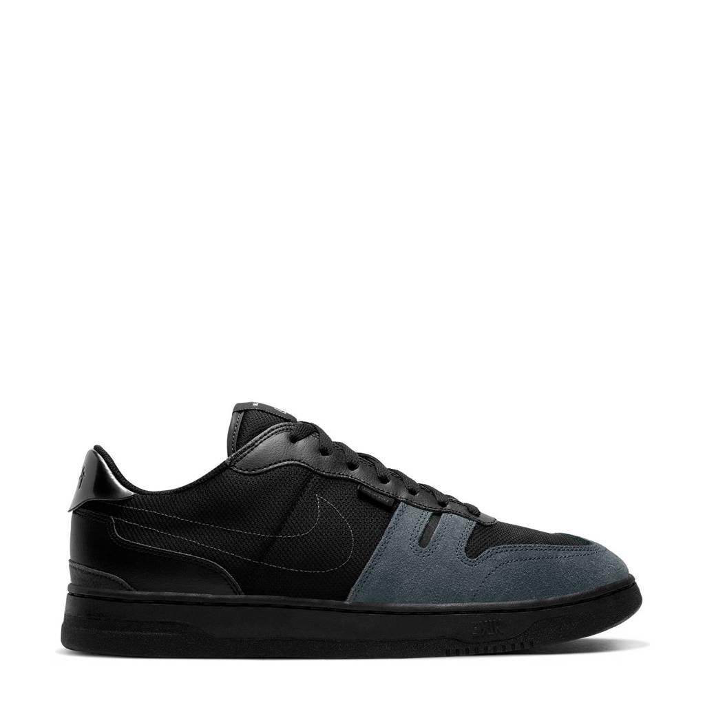 Nike Squash-Type  sneakers zwart, Zwart