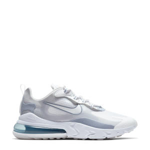 Air Max 270 React sneakers wit/zilver
