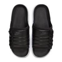 Nike Asuna Slide  badslippers zwart/antraciet/wit, Zwart/antraciet/wit