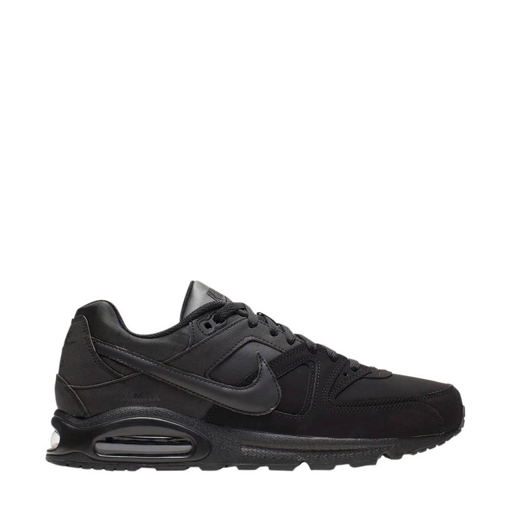 Nike Air Max Command Leather sneakers zwart/antraciet, Zwart/antraciet