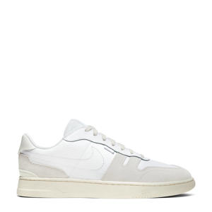 Squash-Type  sneakers wit/beige