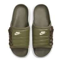Nike Asuna Slide  badslippers kaki, Kaki