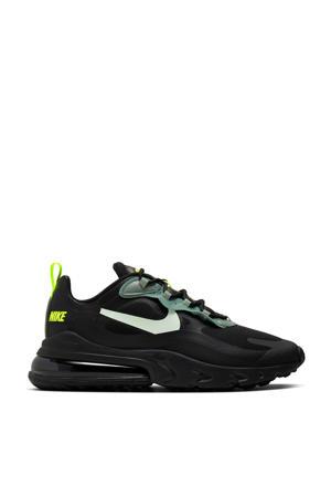 Air Max 270 React sneakers zwart/groen/wit