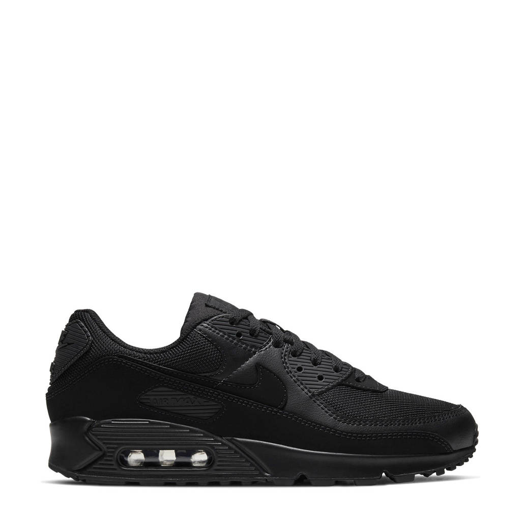 Nike Air Max 90 sneakers zwart, Zwart