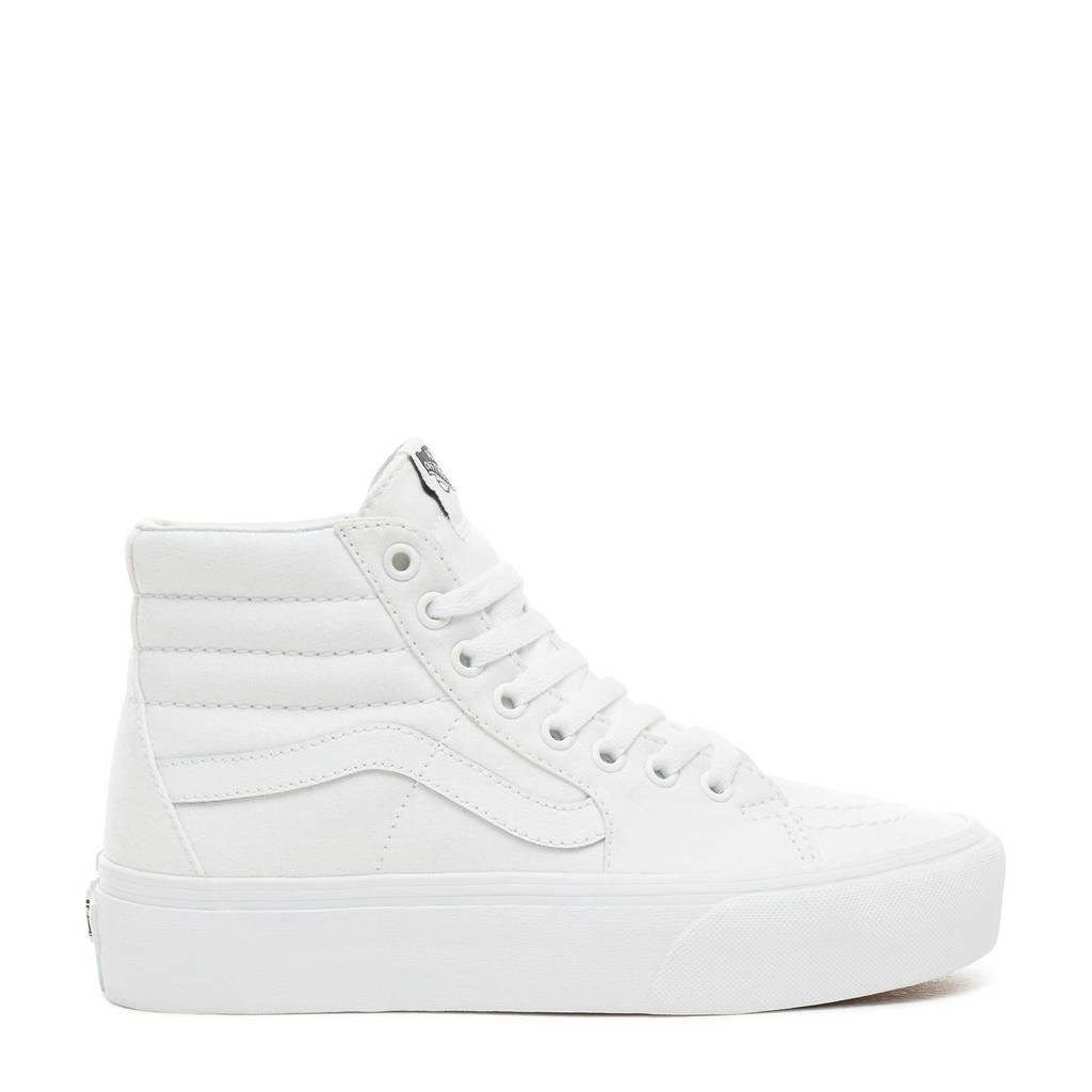 VANS SK8-Hi Platform 2  sneakers wit, Wit