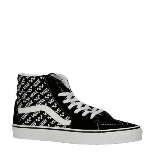 VANS SK8-Hi sneakers zwart/wit