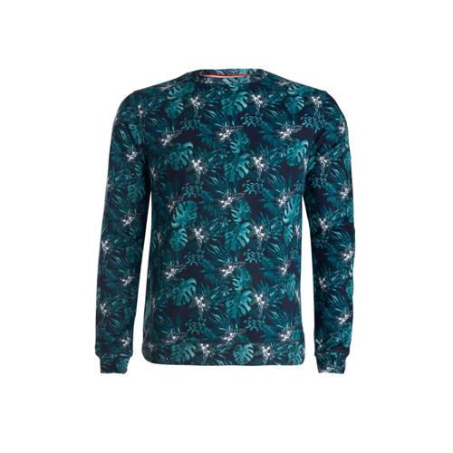Refill by Shoeby sweater met bladprint various