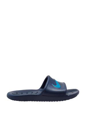 Kawa Shower (GS/PS) badslippers blauw