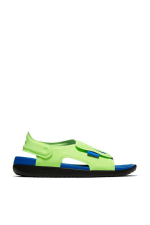 Sunray Adjust 5 (GS/PS) waterschoenen limegroen/blauw kids