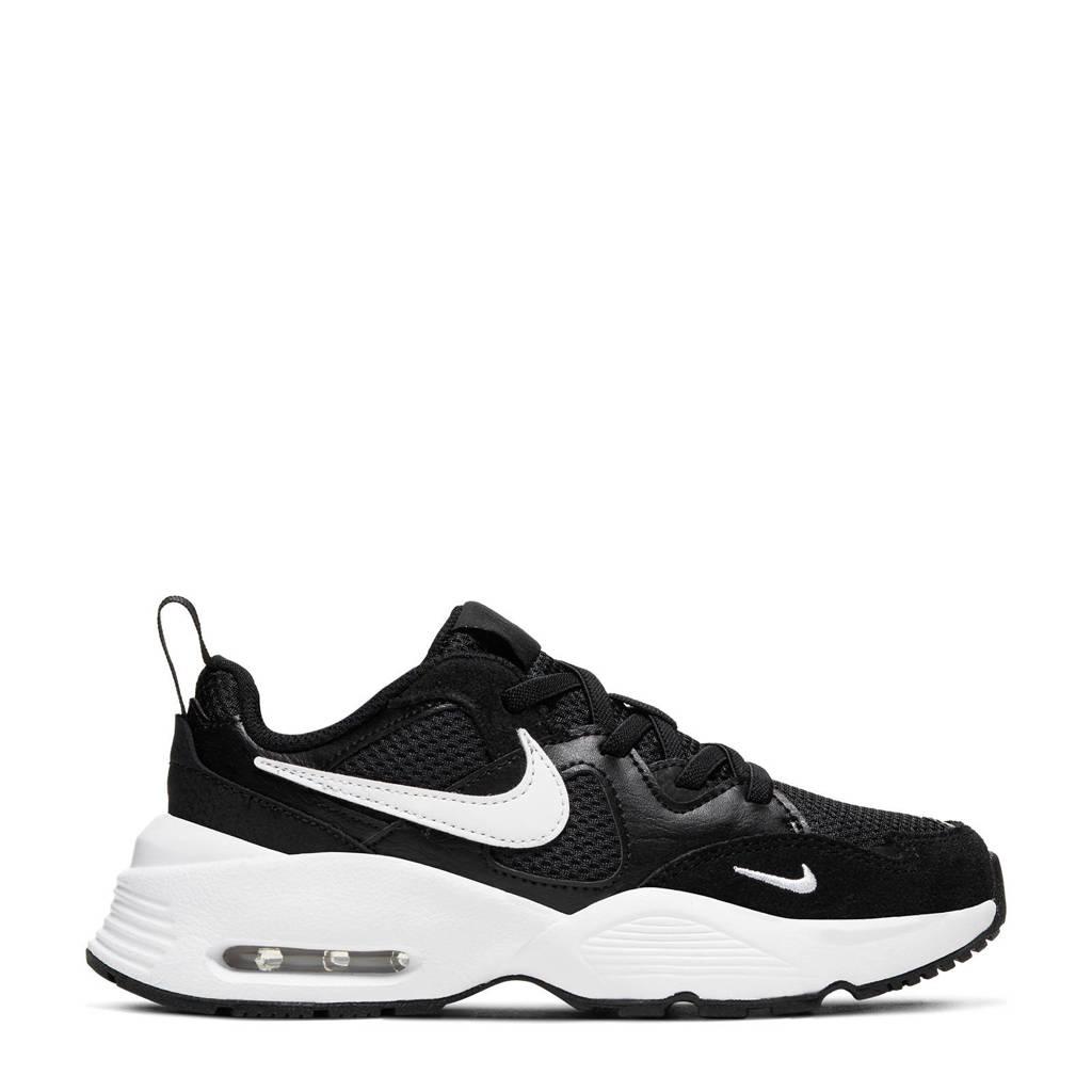 Nike Air Max Fusion  sneakers zwart/wit, Zwart/wit