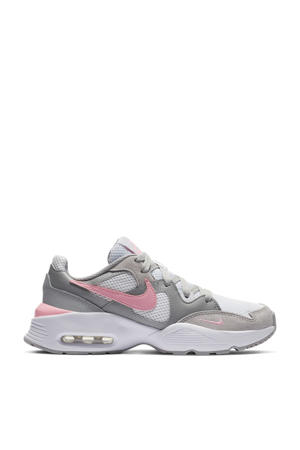 Air Max Fusion  sneakers wit/grijs/roze
