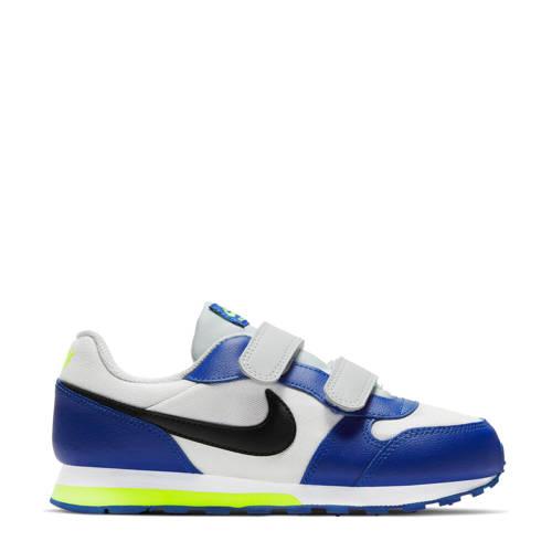 Nike MD Runner 2 (PSV) sneakers lichtgrijs/blauw/z
