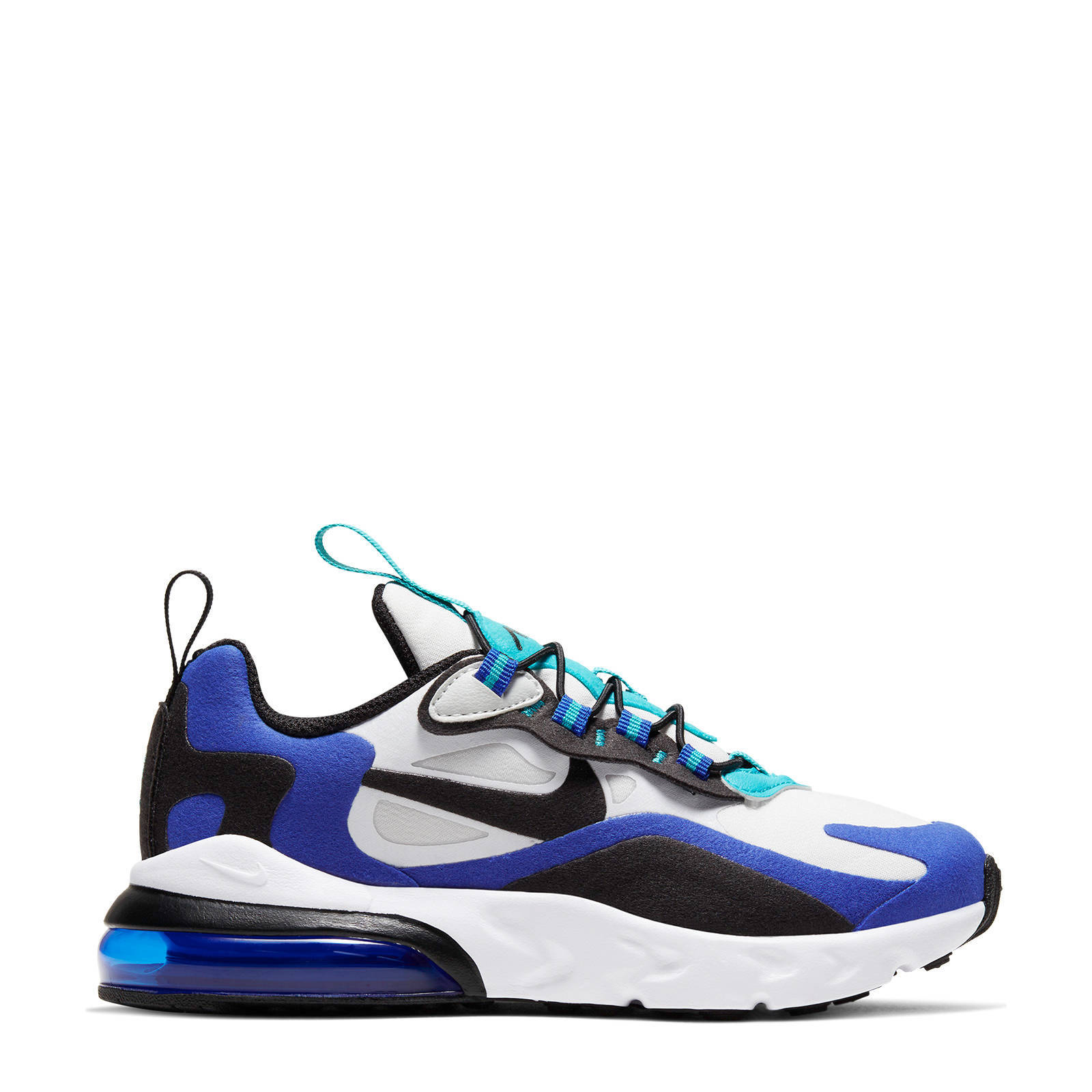 Air Max 270 RT (PS) sneakers witblauwzwart
