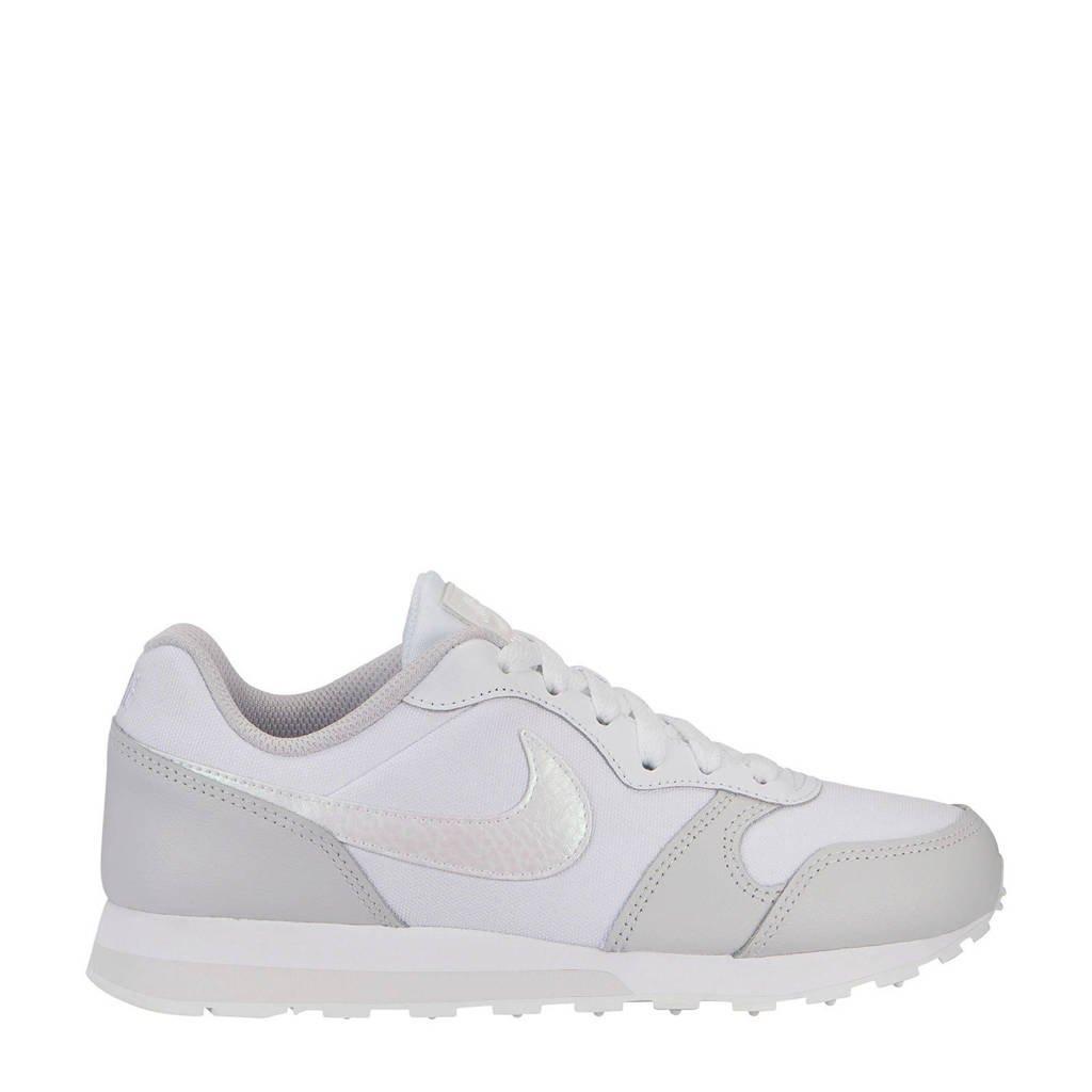 Nike MD Runner 2  sneakers wit/lichtgrijs, Wit/lichtgrijs
